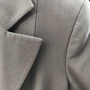 Armani women vintage suit set with skirt